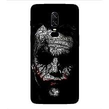 ColourCraft Dangerous Joker Design (T1634) Back Case Cover for OnePlus 6