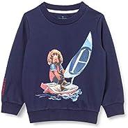 Hackett London Harry Crew B suéter para Niños