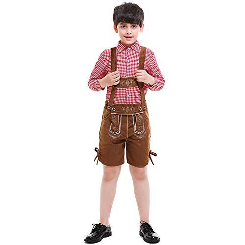 FDHNDER Child Cosplay Kleid Verrücktes Kleid Partei Kostüm -