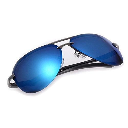 Miland - Lunettes de soleil - Garçon Bleu - Bleu