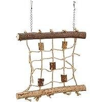 Trixie 5893 Natural Living Seil-Kletterwand, 27 × 24 cm