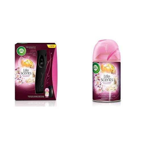 Airwick Freshmatic Complete Kit Summer Delights