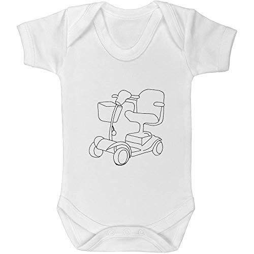 Azeeda 0-3 Monate 'Mobilitäts-Roller' Baby Body Unisex