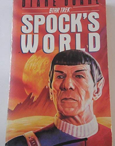 Cover of Spock's World (Star Trek)