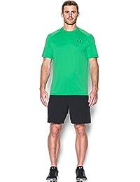 Under Armour Ua Tech Ss Tee Herren Fitness - T-Shirts & Tanks, Grün Vapor Green, XL