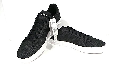 adidas Daily 2.0, Scarpe da Ginnastica Uomo Nero (Core Black/Core Black/Ftwr White)