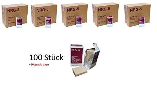 100-Stck-10-Stck-gratis-NRG5-Emergency-Food-Langzeitnahrung-Krisennahrung-Krisenvorsorge-NRG-5