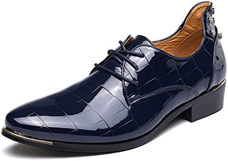 les chaussures en cuir / cuirs chaussures 2018 / printemps / 2018 automne / hiver chez confort / formels de chaussures oxford noir... 7525c2
