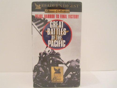 Preisvergleich Produktbild Great Battles of the Pacific [VHS]
