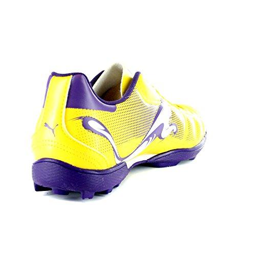 Puma Hommes V6.11 TT Astro Turf Jaune Chaussures De Football yellow