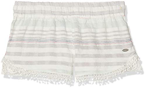 O'Neill Mädchen LG Stripey Surf Shorts, Blau All Over Print mit Pink/Lila, 176 -