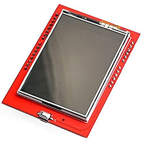 Sanzo® 2.4 TFT LCD Touch Panel Module TF schede Micro SD