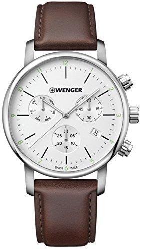 Wenger Urban Classic Chrono relojes hombre 01.1743.101