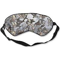 Sleep Eye Mask Birds Flock Doves Lightweight Soft Blindfold Adjustable Head Strap Eyeshade Travel Eyepatch preisvergleich bei billige-tabletten.eu