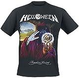 Photo de Helloween Keeper Legends T-Shirt Manches Courtes Noir par Halloween