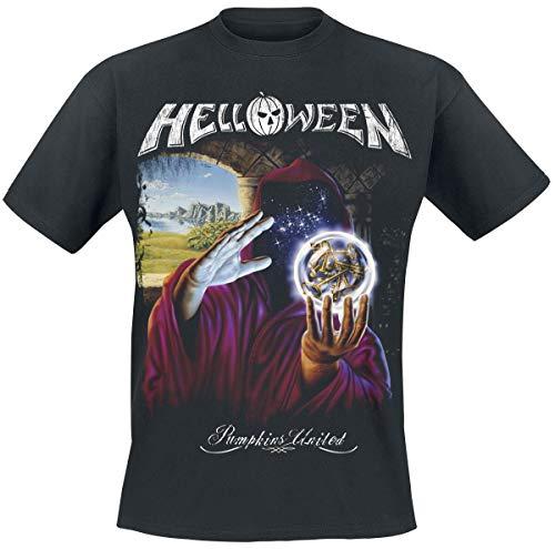 Helloween Keeper Legends Camiseta Negro M