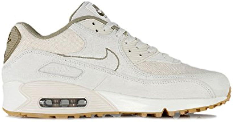 Nike - Zapatillas de Piel para hombre beige beige