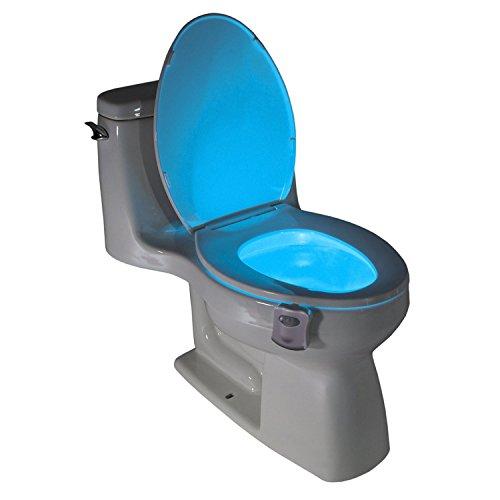 LED de WC Lámpara, Diealles WC Luz Nocturna