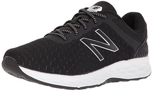New Balance Fresh Foam Kaymin Scarpe Running Uomo, Nero (Black/Grey) 44 EU