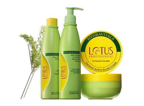 Lotus Professional Facial Kit For Normal To Dry Skin (pack...