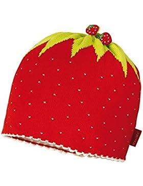 MaxiMo – Strickmütze, Erdbeere,