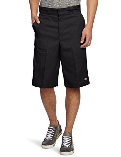 Dickies Herren Shorts Multi-Pocket Work Schwarz (Black)