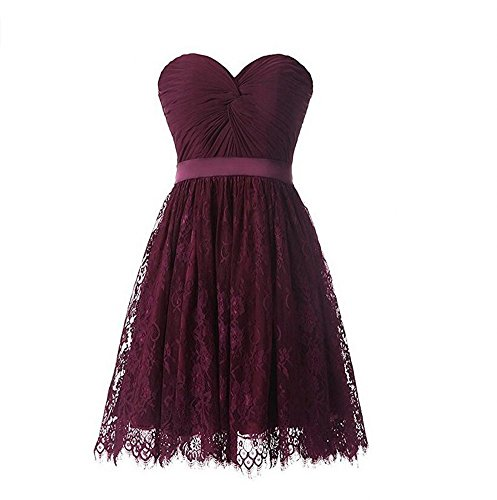 KA Beauty - Robe - Femme Violet