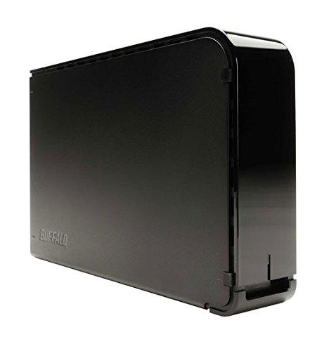 Buffalo DriveStation HD-LX2.0TU3-EU 2 TB Externe USB-Festplatte (8,9 cm (3,5 Zoll), 1-Bay, 7200rpm, 32MB Cache, USB 3.0) schwarz