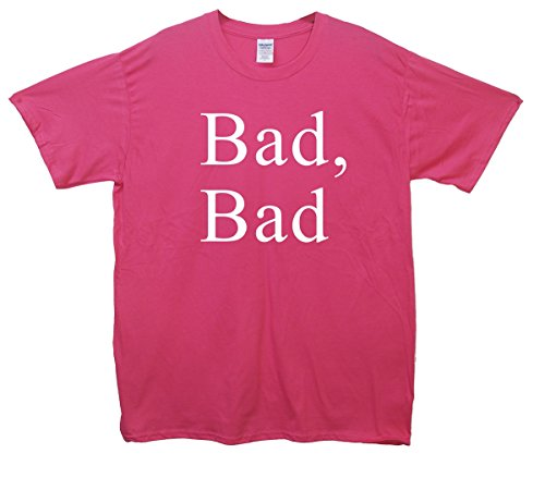 Bad, Bad Crop Top Rosa