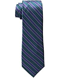 Haggar Men's Big-Tall Stripe Extra Long Necktie