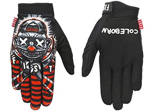 Fist Handwear Alex Coleborn Clown Handschuhe | schwarz | S