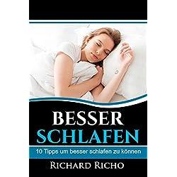 BESSER SCHLAFEN - 10 Tipps um besser schlafen zu können