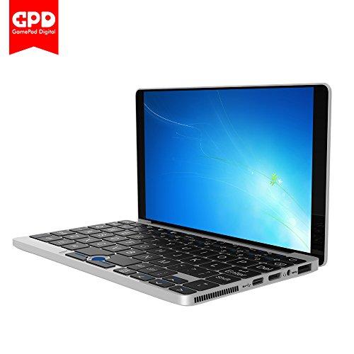 """Gamepad Digital GPD Pocket - Aluminium Ultra Mobile PC mit Windows 10, Display Retina Full HD 7\"""", Quad-Core Intel z8750, RAM 8 GB DDR3, WLAN Dual Band AC, Bluetooth"""