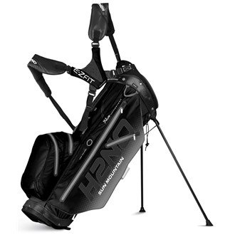 Sun Mountain H2No 14Way Lite Sac de Golf Mixte Adulte, Noir