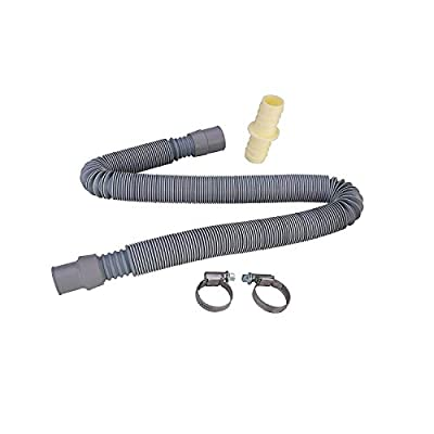Find A Spare Drain Hose Extension Kit For Washing Machines Dishwashers 70-200 cm
