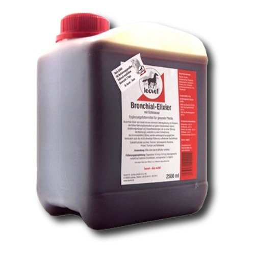 LEOVET BRONCHIAL ELIXIER, 2500 ml