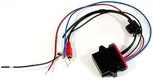 Ampire Waterproof Btr100 Bluetooth Receiver With Remote Navigation Car Hifi