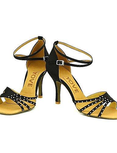 Sandales Femmes personnalisables mode moderne's Profession Chaussures de danse Bronze