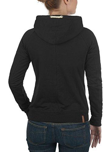 DESIRES Mandy - veste à capuche - Femme Black (9000)