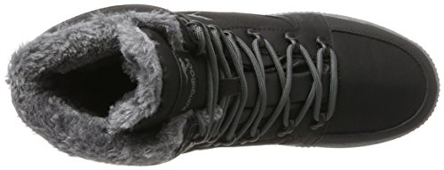 KangaROOS Plashy, Stivali da Neve Unisex-Adulto Nero (Jet Black)