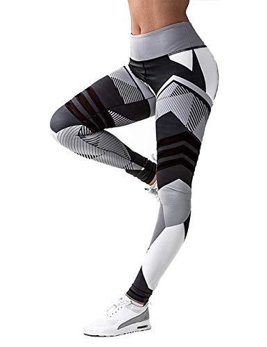 Damen Sport Leggings Leggings Yoga Fitness Hose Lange Sporthose Stretch Workout Fitness Jogginghose Fitness Leggings | Sport Fitness Workout Leggins | Elastische Dünne Hosen Pants