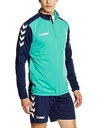 Hummel Core Sweat-shirt demi-zippé pour homme