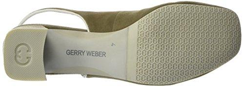 Gerry Weber - Venezia 01, Scarpe col tacco Donna Beige (Taupe)