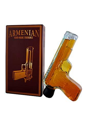 """armenischer Weinbrand """"Pistole"""", 40% Alk., 5 Jahre gereift, 0,2L"""
