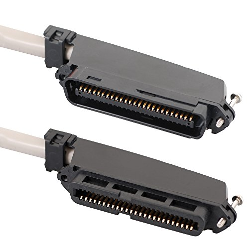 ICC CAT3, 15ft 4,6m CAT3U/UTP (UTP) grau Netzwerk-Kabel-Kabel Netzwerk-(15ft, 4,6m, CAT3, U/UTP (UTP), 50-pin Telco, 50-pin Telco, grau) - Telco-50-pin