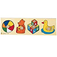 First-Step-Knobbed-Toys-Puzzle by Constructive Playthings