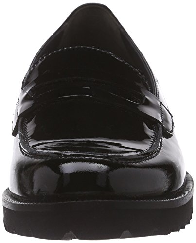 Gabor Shoes 31.413 Damen Slipper Schwarz (schwarz 97)