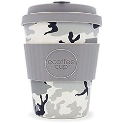 Ecoffee Cup Cacciatore Café 1pieza(s) tazón - Taza/Vaso (Solo, 0,34 L, Café, 1 Pieza(s))