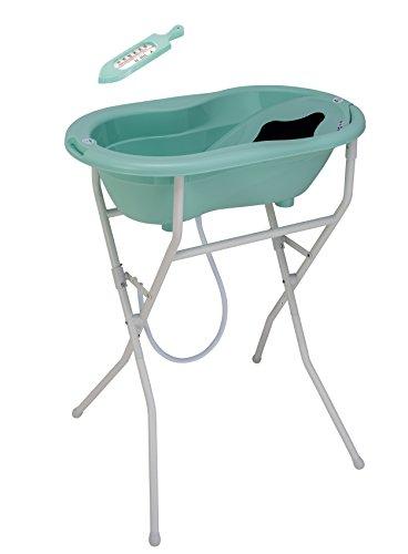 Rotho Babydesign 21036 0266 01 Badeset, grün