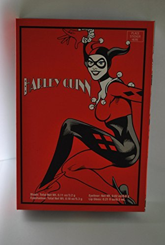 harley-quinn-makeup-beauty-book-by-catwoman